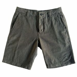 Lost Skate Shorts Chino Striped Size 30 NWOT